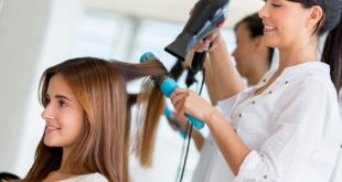 حالت دادن به موهای بلند
