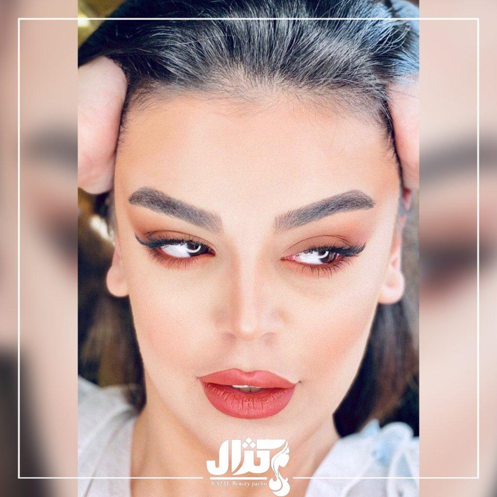 رایج ترین اشتباهات در آرایش عروس