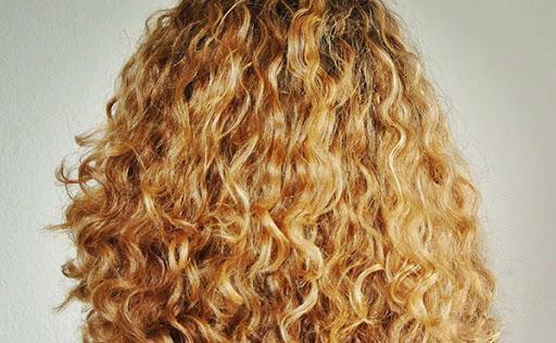 موهای مواج