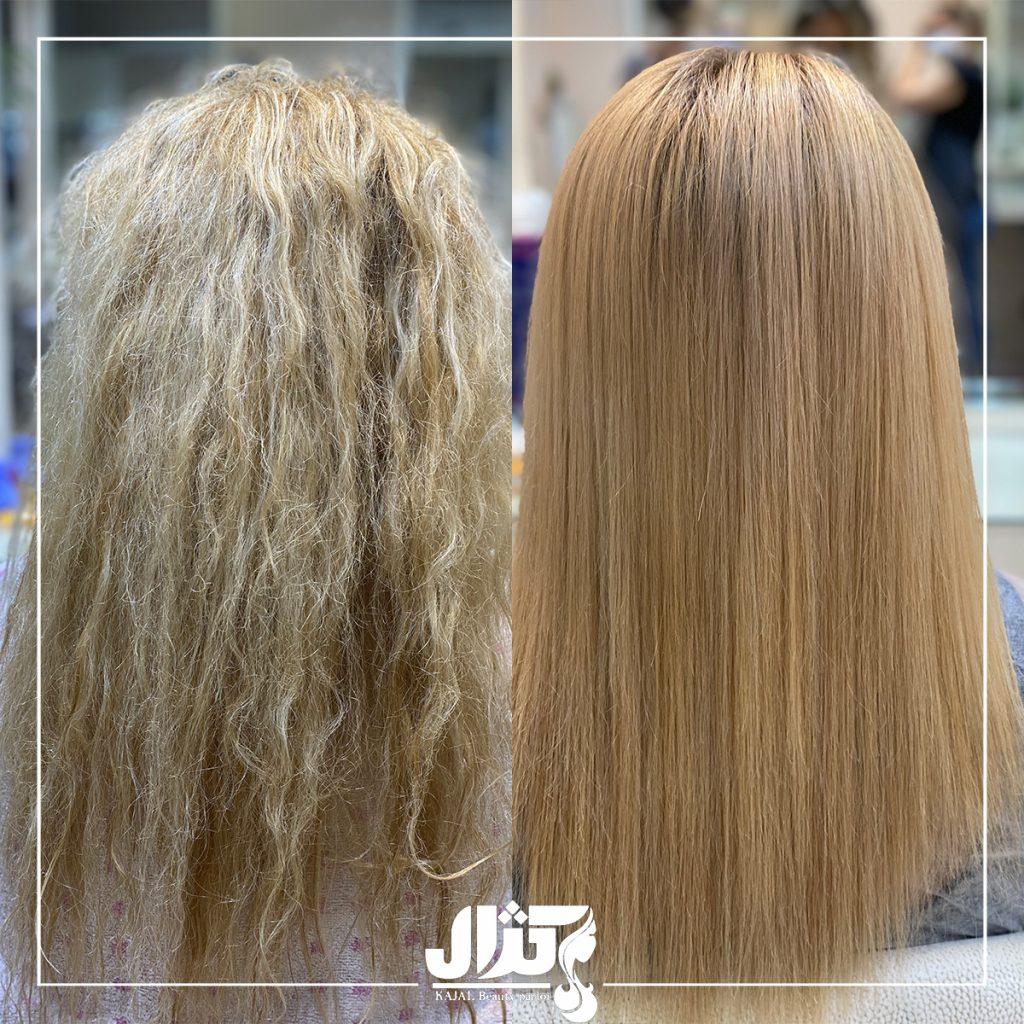 احیا و مراقبت از مو