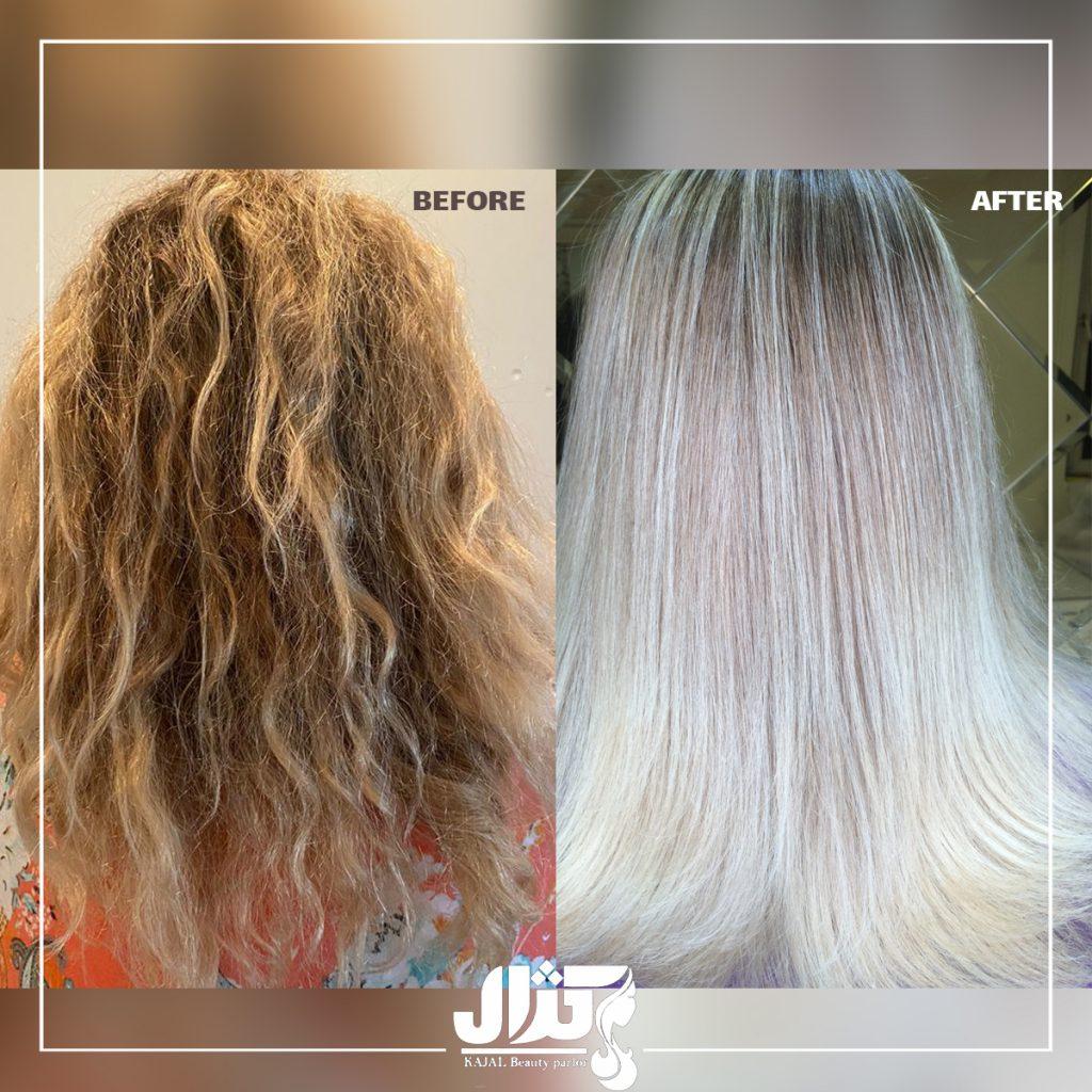 انواع شیوه های مختلف احیا و مراقبت از مو