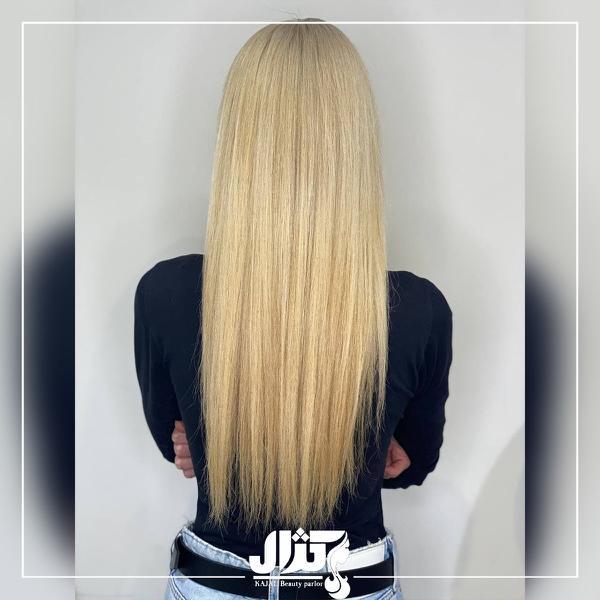 رنگ موی مناسب برای پوست قهوه ای