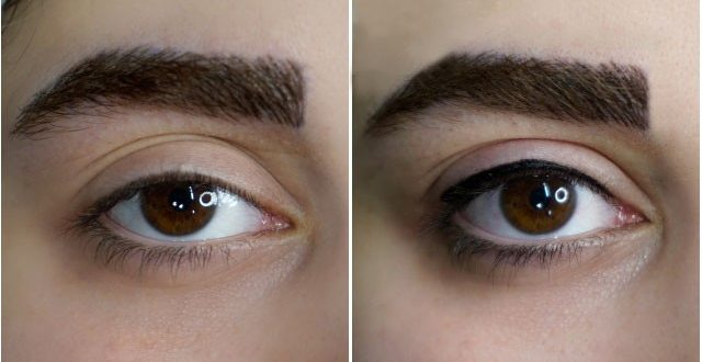 بن مژه یا تاتوی خط چشم
