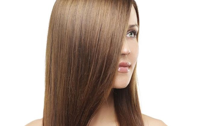 ویتامینه مو  در درخشندگی مو