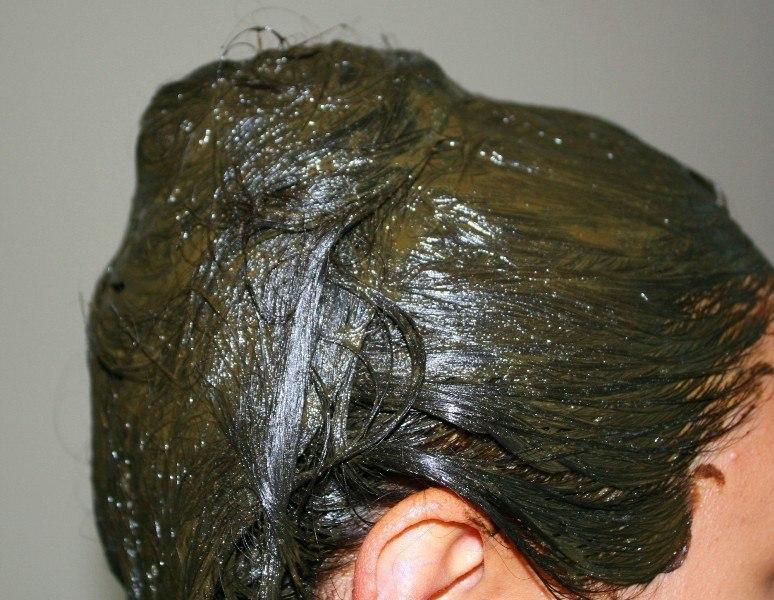 حنا موهای شما را ضخیم و براق می کند.